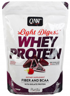 Протеин QNT Whey Protein Light Digest (500 г)
